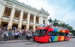 Tạm dừng triển khai dịch vụ xe buýt 2 tầng ở 7 tỉnh, thành phố