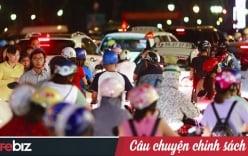 Chuyên gia hiến kế giúp Hà Nội hết tắc đường: Bỏ xe máy đi, tạo điều kiện cho toàn dân sở hữu ô tô
