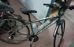 Tìm thấy xe đạp bị đánh cắp của cô gái nước ngoài từng xuyên Việt