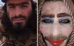 Chiến binh IS tô son, trát phần để chạy trốn nhưng vẫn bị bắt vì quên cạo râu