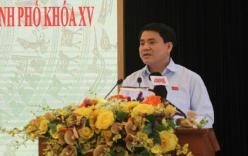 Chủ tịch Nguyễn Đức Chung: Hà Nội không cấm xe máy, chỉ hạn chế ở một số khu vực