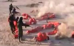 18 chiến binh IS bị hành hình trong vụ xử tử tập thể