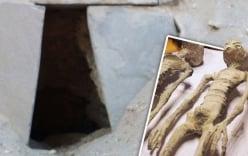 Khám phá  bí ẩn bên trong hầm mộ chứa xác ướp