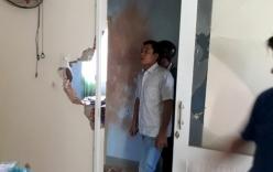 Nổ lớn khi máy bay ngang qua, nhiều nhà dân ở Ninh Thuận hư hỏng
