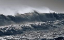 Xuất hiện vùng áp thấp nhiệt đới trên Biển Đông