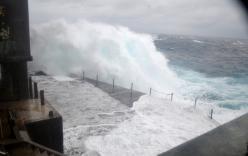 Áp thấp nhiệt đới trên biển Đông mạnh lên, Nam Bộ đề phòng tố, lốc