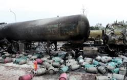 Nổ khí gas tại Lào, 6 người Việt tử vong