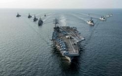 Yonhap: Mỹ tính điều 2 tàu sân bay tới