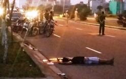 Thách thức đánh nhau, một thanh niên bị chém tử vong