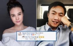 Tình mới Cường Đô la chia sẻ ẩn ý về chuyện yêu: