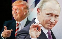 Phản ứng lạ lùng của Trump khi Putin giảm nhân viên ngoại giao Mỹ