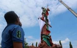 Tượng thần Trung Quốc gây phẫn nộ ở Indonesia
