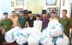 Bắt giữ đường dây vận chuyển hơn 2000 viên ma túy tổng hợp từ Lào về Việt Nam