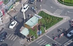 Cận cảnh ngôi nhà 4 mặt tiền độc nhất vô nhị giữa phố Sài Gòn