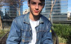 Hot boy 16 tuổi khiến cộng đồng mạng xôn xao