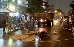 Va chạm xe tải trong đêm, 3 thanh niên tử vong tại chỗ