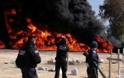 Mexico: Nổ đường ống dẫn nhiên liệu khiến 1 người chết và 5 người bị thương