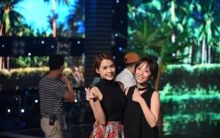 Dương Triệu Vũ – Thu Trang mời hot girl Sam phụ diễn cho Đức Vĩnh – Quỳnh Anh