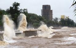Tin bão mới nhất: Bão cấp 11 đang tiến vào biển Đông