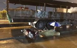 Nữ sinh bị xe tải cán tử vong trong cơn mưa lớn ở Sài Gòn