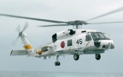 Nhật Bản: Trực thăng quân sự mất tích trên biển