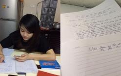 Cộng đồng mạng xôn xao về đơn xin rời biên chế của cô giáo mầm non