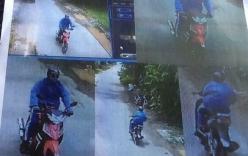 Phát hiện xe máy nghi của thanh niên cướp ngân hàng giấu trong rừng