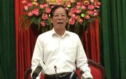 Lãnh đạo Sở Văn hóa Hà Nội bị thương binh kéo đến tận phòng đe dọa