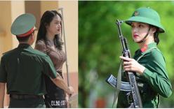 """Hương Giang Idol lên đường """"nhập ngũ"""" sau scandal vô lễ với nghệ sỹ Trung Quân"""