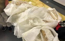 Hà Nội: Phá thành công đường dây buôn lậu vàng lớn nhất