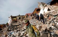 Mexico: Động đất mạnh nhất trong thế kỷ, hàng chục người thiệt mạng