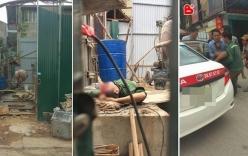 Hà Nội: Nổ lớn, một người bị thương nặng