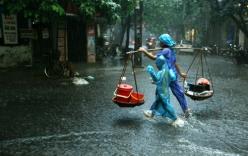 Miền Bắc tiếp tục mưa giông, đề phòng sạt lở