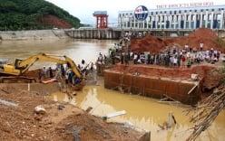 Tìm thấy thi thể 3 công nhân trong vụ sập cầu ở Tuyên Quang