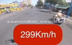 Chạy trốn CSGT với tốc độ 299km/h để lên mạng câu like, thanh niên nhận