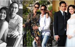 Cuộc sống mỹ nhân Việt khi làm dâu nhà giàu
