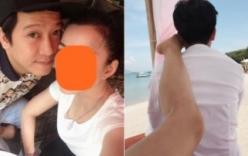 Trường Giang lộ ảnh tình tứ với Thanh Thúy khi Nhã Phương đi vắng?