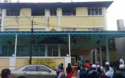Cháy lớn tại trường nội trú, ít nhất 25 người thiệt mạng