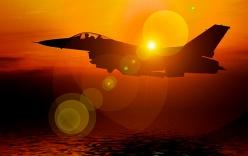Bí ẩn vụ máy bay Su-27 Nga rơi ở Vùng 51 của Mỹ