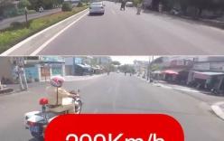 """Xử phạt biker tung clip phóng xe """"299km/h"""", khiêu khích CSGT"""
