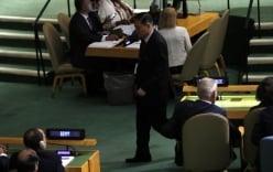 Đại sứ Triều Tiên tại LHQ bỏ đi trước khi Trump phát biểu