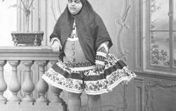 Dung nhan người vợ xinh đẹp trong hậu cung của vua Ba Tư