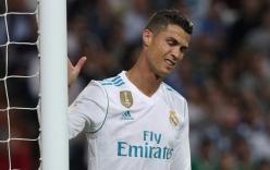 Ronaldo trở lại, Real Madrid thua khó tin, bị Barca cho