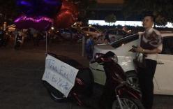 Chàng soái ca tặng vợ xe SH ở Hà Nội gây xôn xao