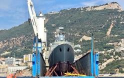 Ảnh đẹp về chiến hạm Gepard mới nhất của Việt Nam