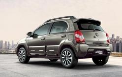Cận cảnh chiếc xe Toyota giá rẻ kỷ lục chỉ 240 triệu đồng