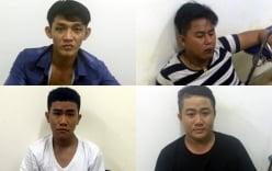 Bắt băng nhóm cướp giật khét tiếng ở Sài Gòn