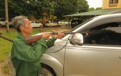 Hé lộ nguyên nhân người đàn ông ngồi trên xe ô tô bị bắn tử vong
