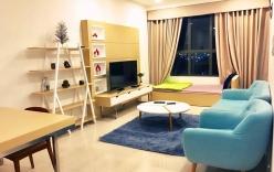 Hút hồn với căn hộ mang phong cách Châu Âu