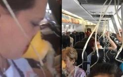 Máy bay Indonesia rơi tự do hơn 6.000m khiến hành khách hoảng loạn